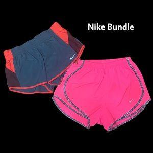 Nike Shorts Bundle (2) S